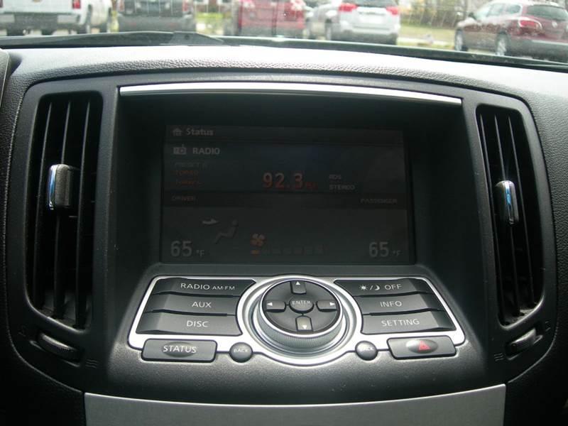 2009 Infiniti G37 Sedan AWD x 4dr Sedan - North Dartmouth MA