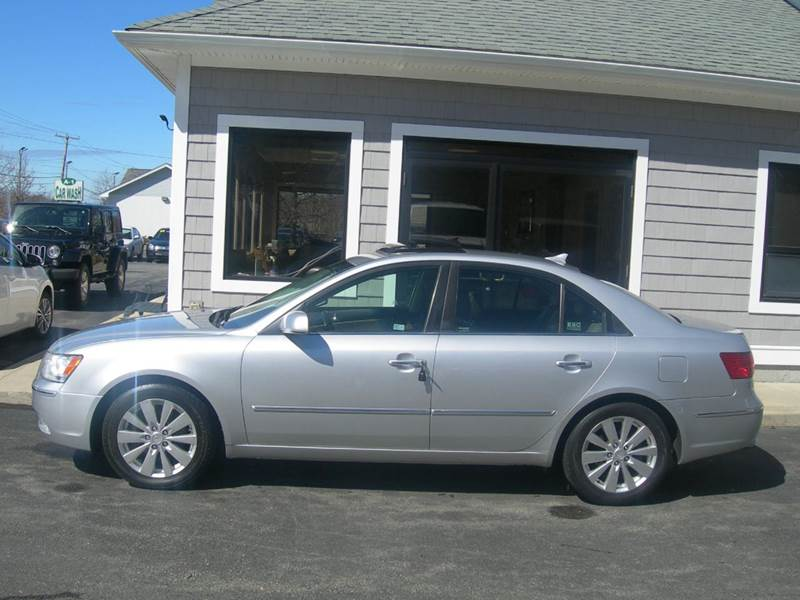 2009 Hyundai Sonata  - North Dartmouth MA