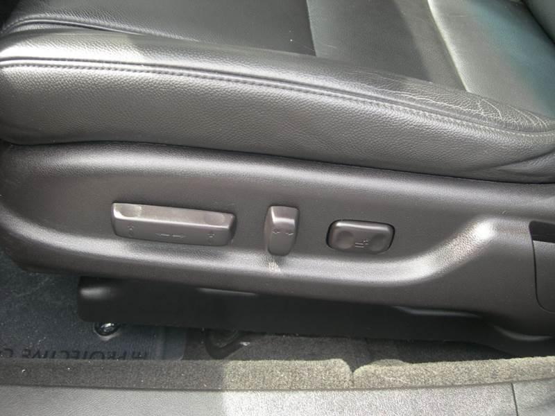 2012 Acura TL 4dr Sedan - North Dartmouth MA