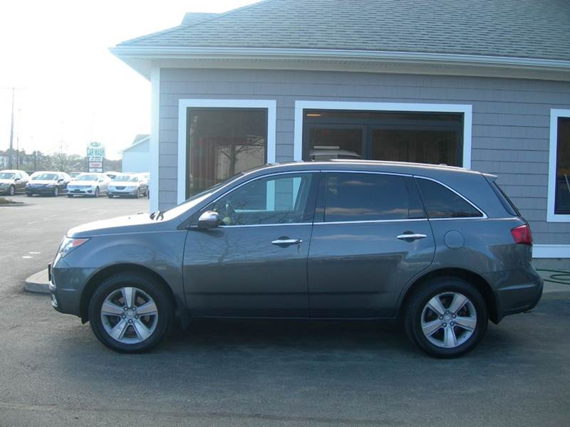 2011 Acura MDX SH-AWD 4dr SUV w/Technology Package - North Dartmouth MA