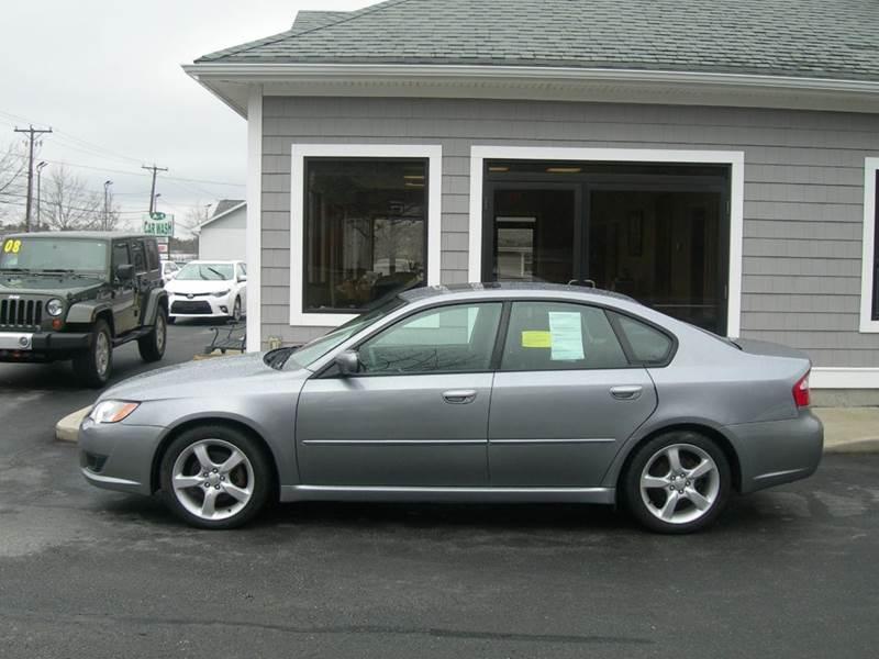 2009 Subaru Legacy AWD 2.5i Special Edition 4dr Sedan 4A - North Dartmouth MA