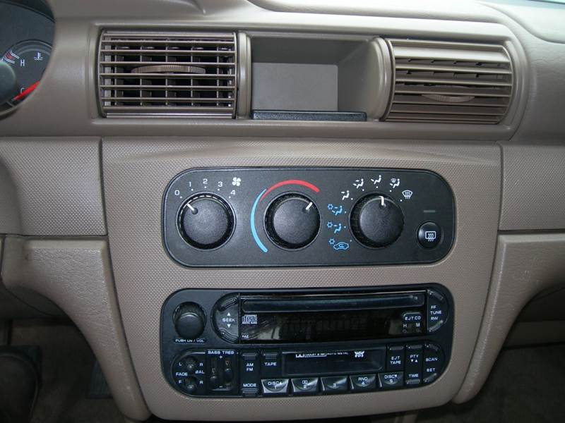 2003 Chrysler Sebring LX 2dr Convertible - North Dartmouth MA
