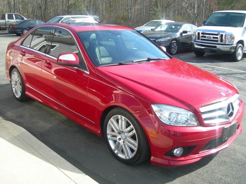 2009 Mercedes-Benz C-Class  - North Dartmouth MA