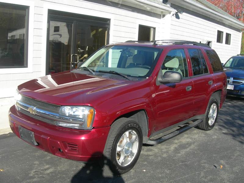 2007 Chevrolet TrailBlazer  - North Dartmouth MA