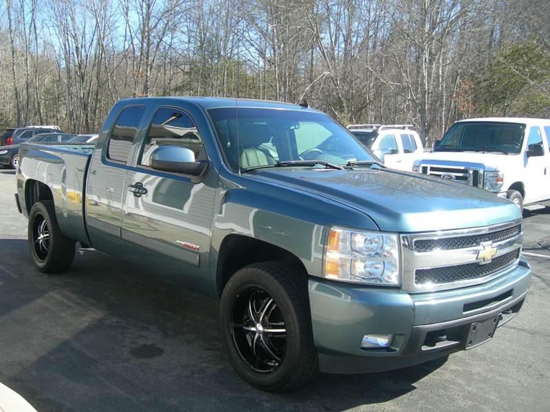 2007 Chevrolet Silverado 1500  - North Dartmouth MA