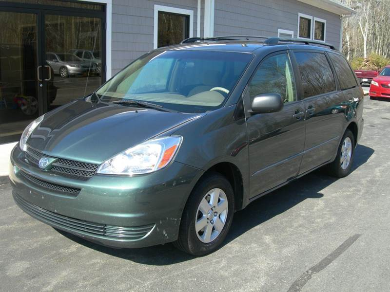 2005 Toyota Sienna  - North Dartmouth MA
