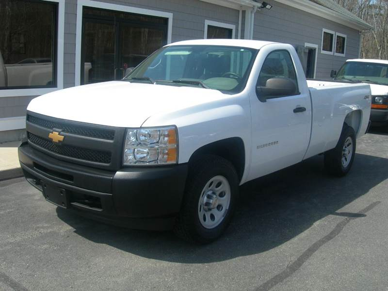2013 Chevrolet Silverado 1500  - North Dartmouth MA