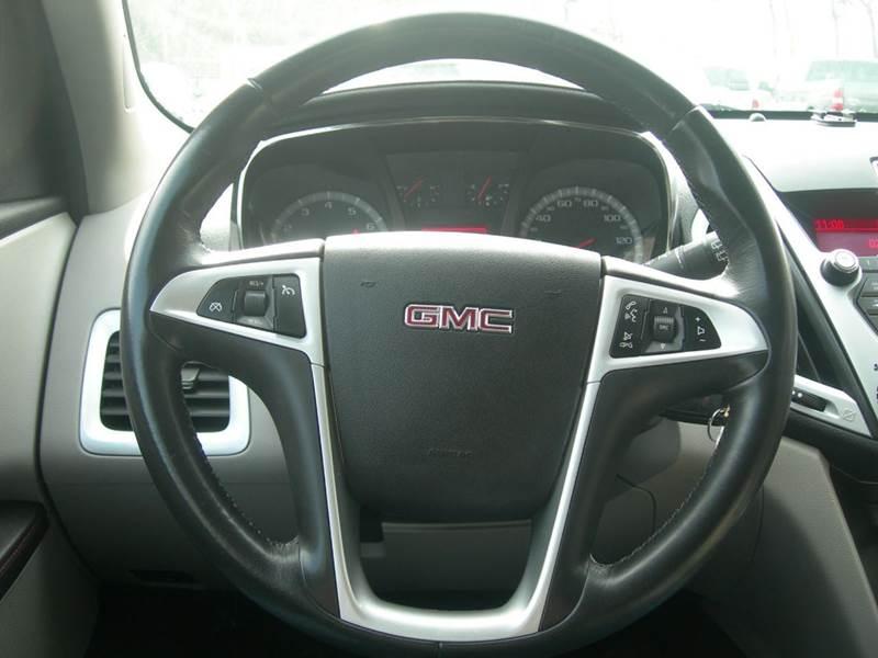 2010 GMC Terrain SLT-1 4dr SUV - North Dartmouth MA
