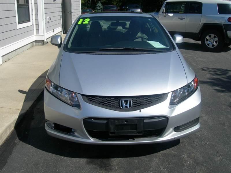 2012 Honda Civic  - North Dartmouth MA