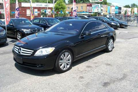 2010 Mercedes-Benz CL-Class for sale in Landsdowne, PA