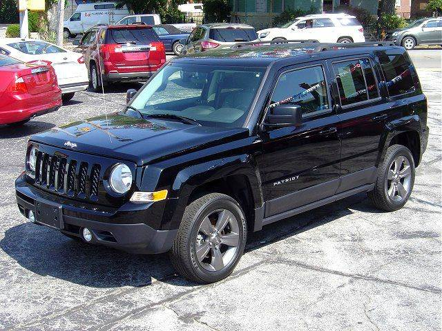 2015 Jeep Patriot 4x4 High Altitude Edition 4dr SUV - Huntington IN
