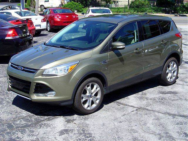 2013 Ford Escape AWD SEL 4dr SUV - Huntington IN