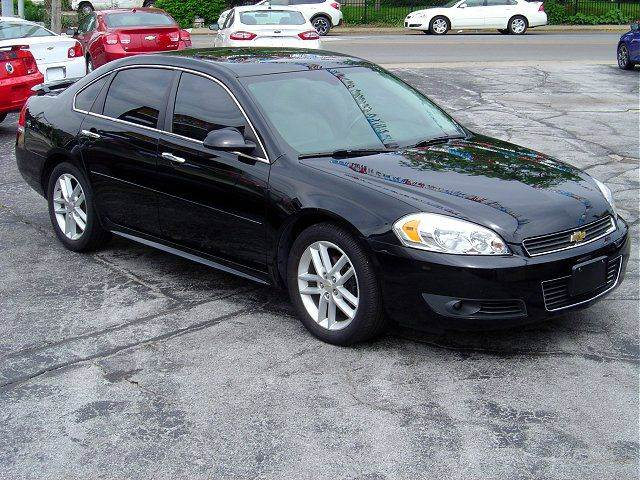 2010 Chevrolet Impala LTZ 4dr Sedan - Huntington IN