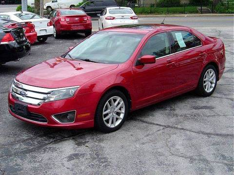 2010 Ford Fusion for sale in Huntington, IN