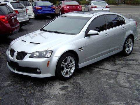 2009 pontiac g8 for sale in huntington in. Black Bedroom Furniture Sets. Home Design Ideas