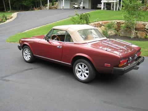 1979 FIAT Pininfarina for sale in West Warwick RI