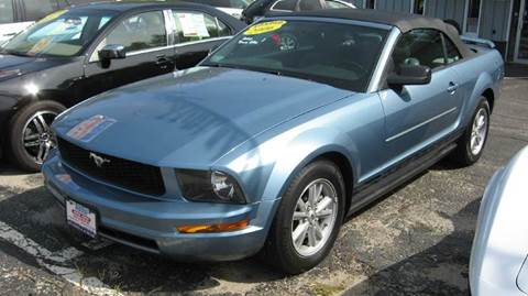 2006 Ford Mustang for sale in West Warwick, RI