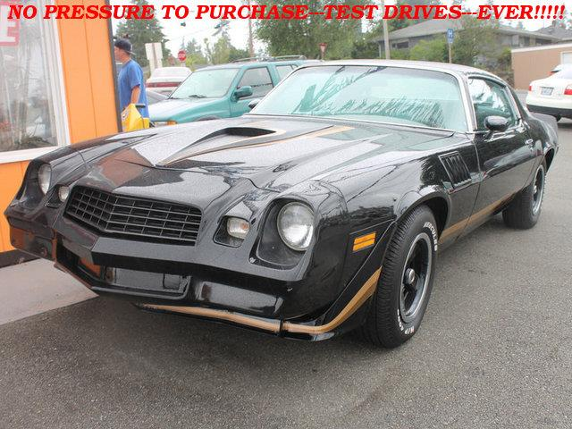 Used 1979 Chevrolet Camaro For Sale Carsforsale Com