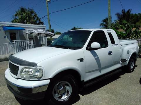 1999 Ford F-150 for sale in Lantana, FL