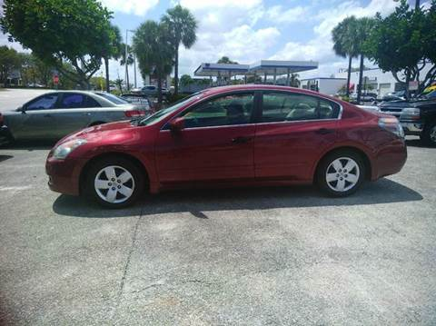 2007 Nissan Altima for sale in Lantana, FL