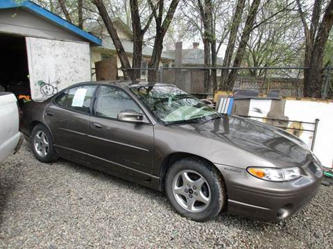 1999 Pontiac Grand Prix for sale in Grand Junction, CO