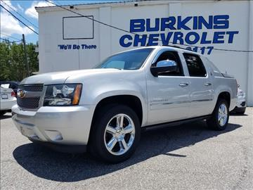 2013 Chevrolet Black Diamond Avalanche for sale in Macclenny, FL