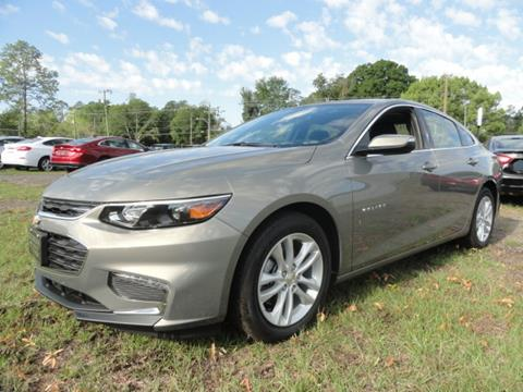 2018 Chevrolet Malibu for sale in Macclenny, FL