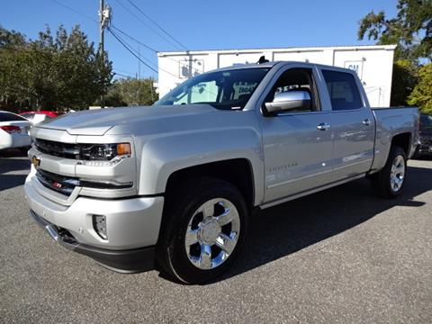 2017 Chevrolet Silverado 1500 for sale in Macclenny, FL