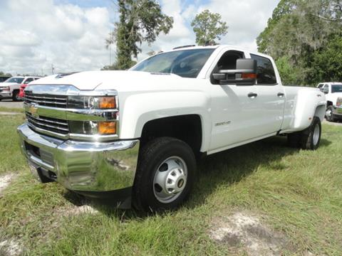 2018 Chevrolet Silverado 3500HD for sale in Macclenny, FL