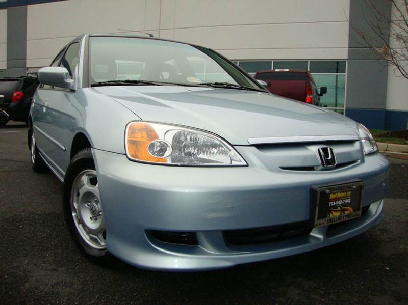2003 honda civic hybrid 4dr sedan chantilly va. Black Bedroom Furniture Sets. Home Design Ideas