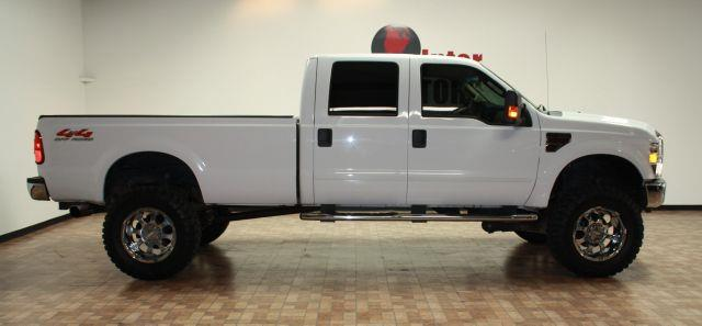 2008 Ford F250 Lariat Crew LIFTED 4WD  - Houston TX