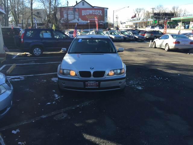 2002 BMW 3 Series