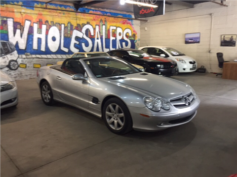 2003 Mercedes-Benz SL-Class for sale in Englewood, NJ