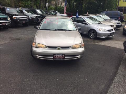 1999 Chevrolet Prizm for sale in Fort Lee, NJ