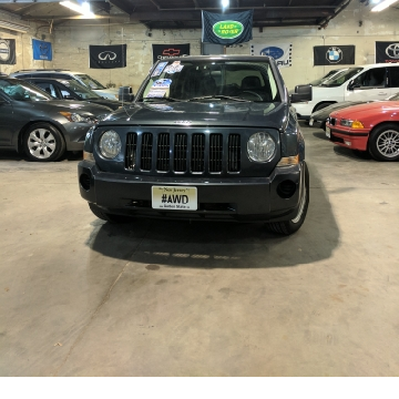 2007 Jeep Patriot for sale in Englewood, NJ