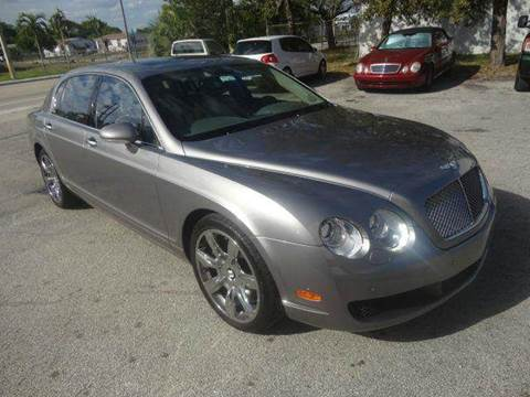 2008 Bentley Continental for sale in Fort Lauderdale, FL