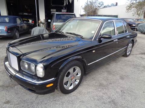 2000 Bentley Arnage for sale in Fort Lauderdale, FL
