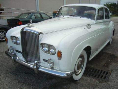 1964 Bentley S3 for sale in Fort Lauderdale, FL