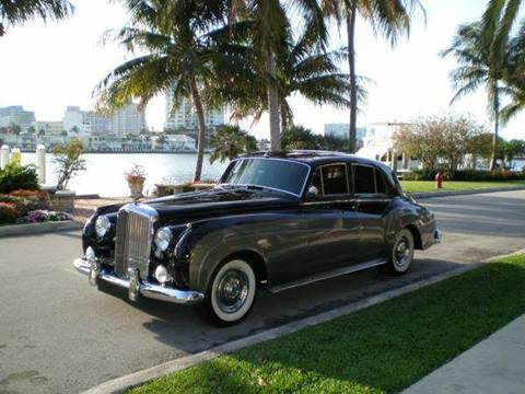 1960 bentley for sale