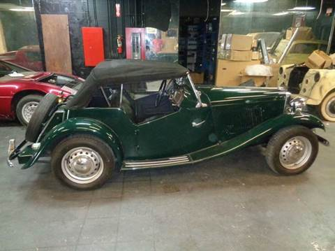 1953 MG TD for sale in Fort Lauderdale, FL