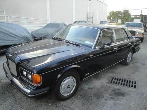 1988 Bentley Mulsanne for sale in Fort Lauderdale, FL