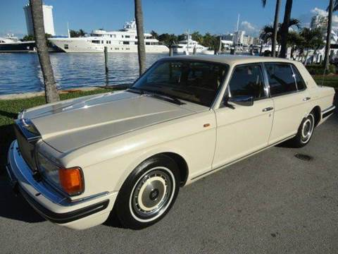 1996 Rolls-Royce Silver Spur For Sale - Carsforsale.com®