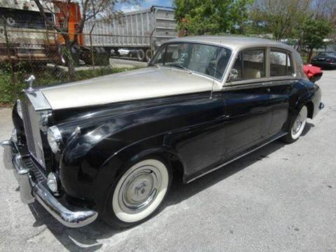 1960 Rolls-Royce Silver Cloud 1