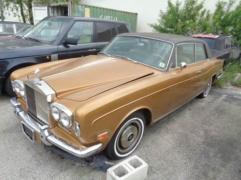 1976 Rolls-Royce Silver Shadow for sale in Fort Lauderdale, FL