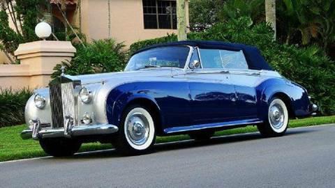 1962 Rolls-Royce Silver Cloud 1