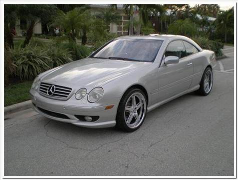 2001 mercedes benz cl class for sale for 2001 mercedes benz cl500 for sale