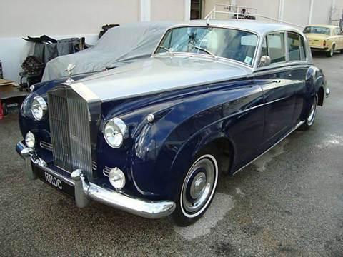 1960 Rolls-Royce Silver Cloud 2