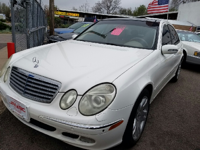 2003 mercedes benz e class e500 4dr sedan in denver co for Mercedes benz e500 2003