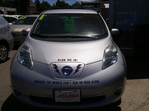 2011 Nissan LEAF for sale in Denver, CO