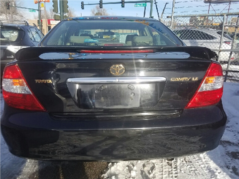2002 Toyota Camry for sale in Denver, CO